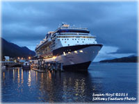 Propulsion Trouble Strands Celebrity Ship in Ketchikan