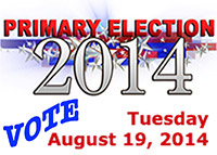 jpg Primary Election - Tuesday - August 19, 2014