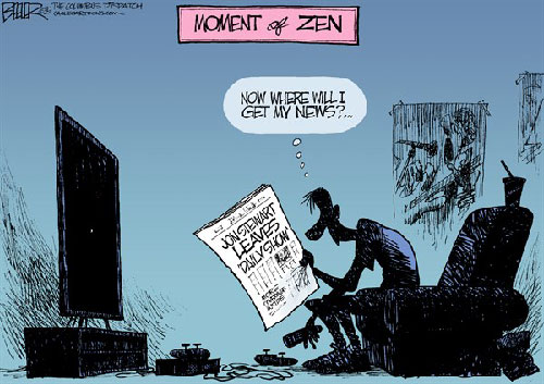 jpg Political Cartoons: Jon Stewart Departs
