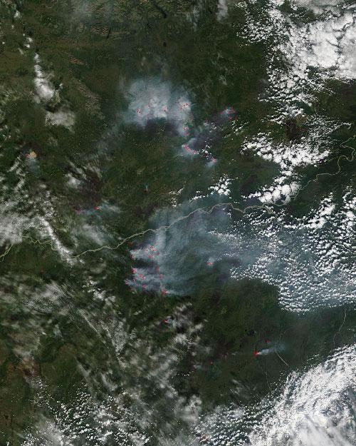 jpg 2015 Alaska Fire Season Currently Ranked #3: Over 5 Million Acres Burned