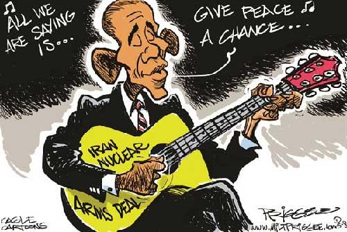 jpg Political Cartoon: War 'n' Peace