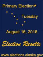 Alaska Primary Election Results