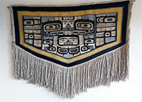 """Family Gives """"One-of-a-Kind"""" Chilkat Robe to Sealaska Heritage Institute"""