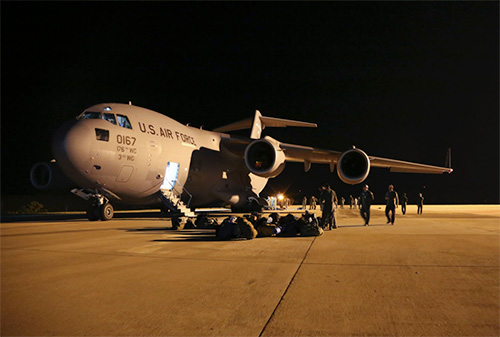 jpg Alaska Air National Guard deployed in support of hurricane disaster relief operations disaster relief operations