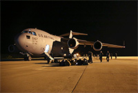 Alaska Air National Guard Deployed in Support of Hurricane Disaster Relief Operations