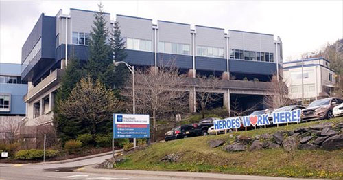 PeaceHealth Ketchikan recognized for patient care