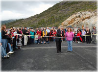 Metlakatla's Walden Point Road Designated Scenic Byway