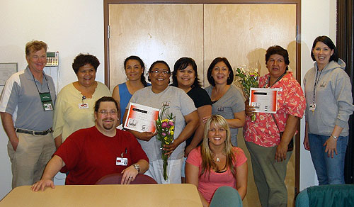 jpg Diabetes Prevention Program Graduates Second Class