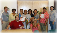 Diabetes Prevention Program Graduates Second Class