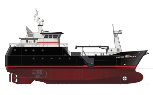 jpg F/V Arctic Prowler to be Christened Oct. 5 in Ketchikan