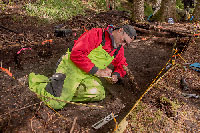 Archaeologists piece together how crew survived 1813 shipwreck in Alaska