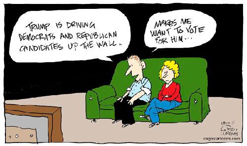 jpg Political Cartoon: Trump's Wall