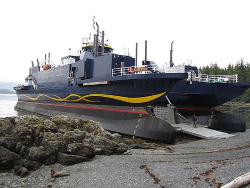jpg Philippine Red Cross Proposes to Buy $80M Susitna Ferry for $1.7M