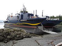 Philippine Red Cross Proposes to Buy $80M Susitna Ferry for $1.7M