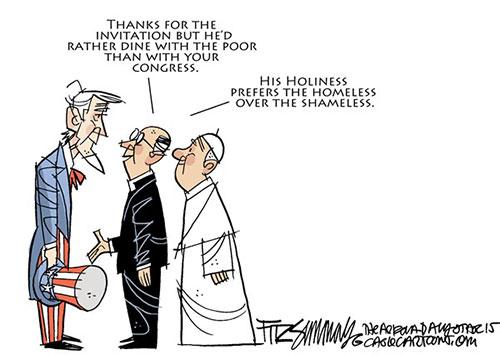 jpg Political Cartoon: Pope