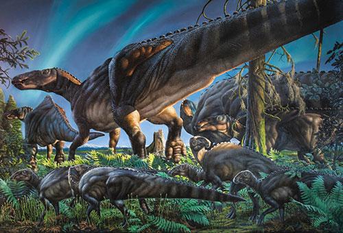 jpg New dinosaur species discovered on Alaska's North Slope