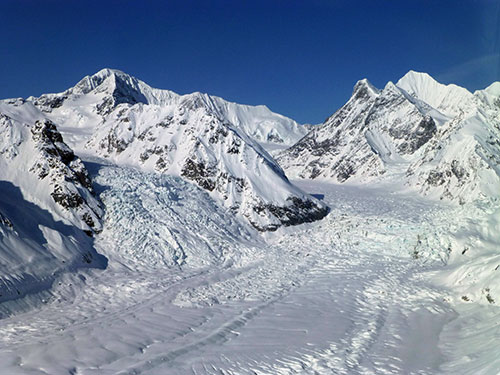 jpg Half of Alaska's glaciers could be gone by 2100