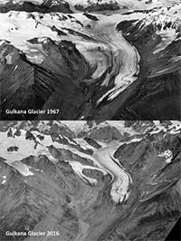 Fifty Years of Glacier Change Research in Alaska