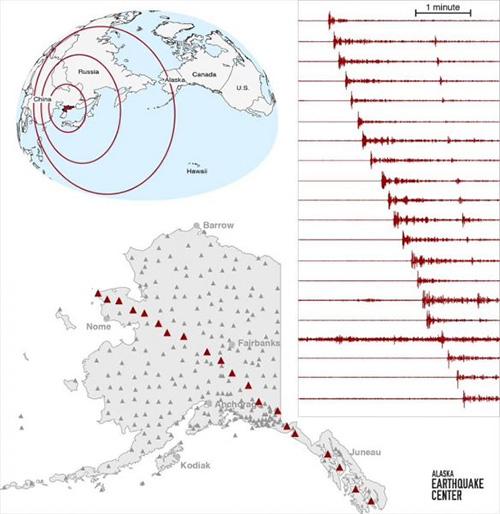 jpg North Korea blast lights up Alaska seismometers