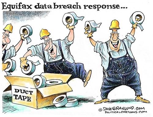 jpg Editorial Cartoon: Equifax data breach