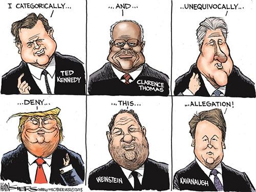 jpg Political Cartoon: Kavanaugh Accusations