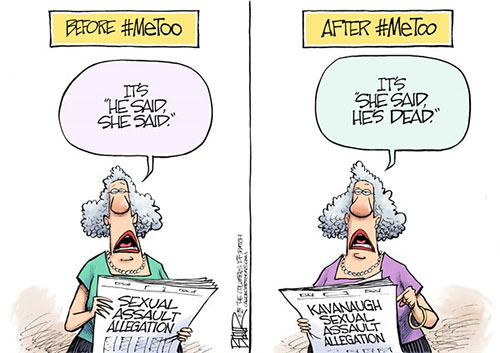 jpg Political Cartoon: He Said, She Said