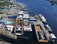 Ketchikan Borough Addresses Vigor Shipyard Layoffs