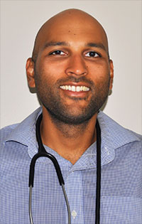 jpg Sean Vikram Bhagat, MD is the new pediatrician at PeaceHealth Medical Center