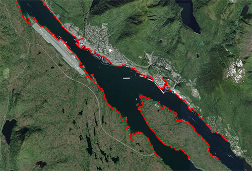 New tsunami map tool empowers Alaskans to plan for the worst