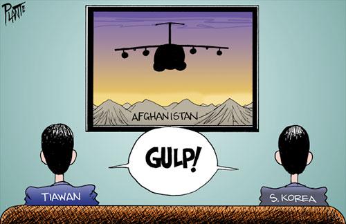 jpg Political Cartoon: The Allies React