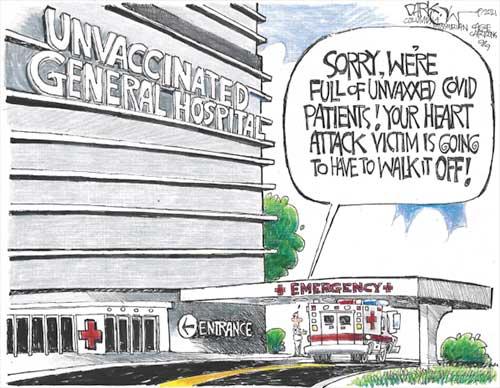 jpg Political Cartoon: Full hospitals