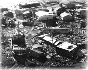 jpg tsumani damage in Kodiak