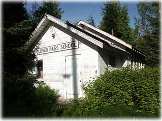 Clover Pass School