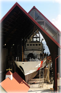 Ketchikan-based Coast Guard unit maintains professional excellence and a gateway to the future