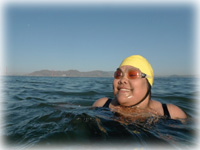 KIC Member Again Participates in Annual PATHSTAR Alcatraz Swim