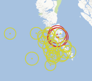 jpg 7.7 magnitude quake grabs Ketchikan's attention