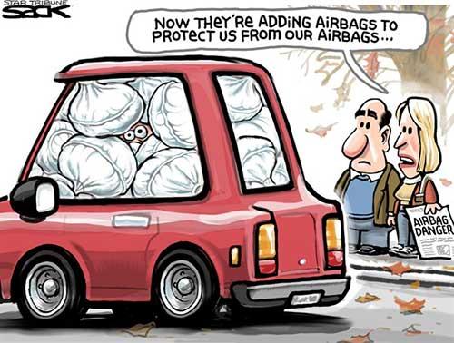 jpg Political Cartoon: Airbag Recall