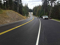 Forest Highway 43 project completed