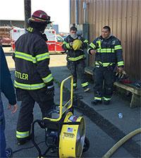 jpg Fire Crew Responds to Dryer Fire