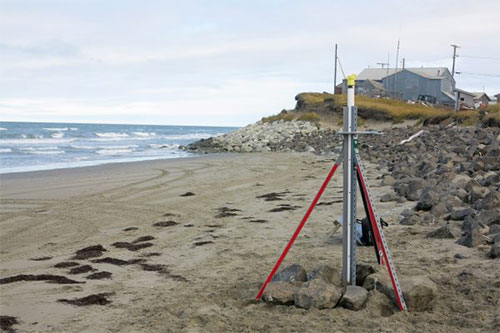 jpg Project seeks storm data from erosion-plagued villages