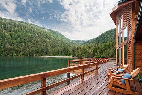 jpg Alaska Sportfishing Lodge Earns Sustainability Certification