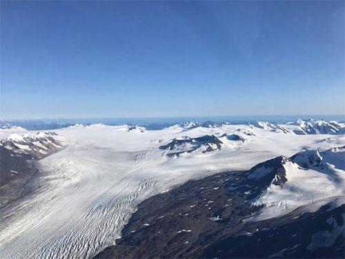 jpg Algae's athletic role in glacier melt