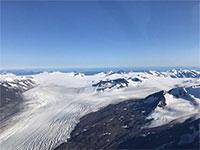 Algae's athletic role in glacier melt