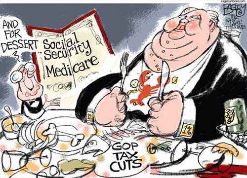 jpg Political Cartoon: Eat the Poor