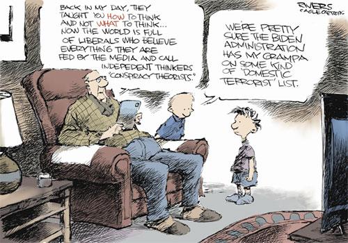 jpg Political Cartoon: Critical Thinking