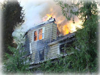 Fire destroys Ketchikan home