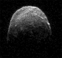 Asteroid's Close Earth Flyby 2:28 pm Ketchikan time