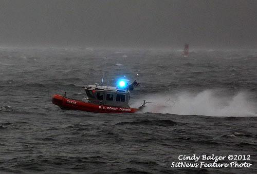 jpg Coast Guard rescues two men and dog near Ketchikan