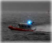Coast Guard rescues two men and dog near Ketchikan