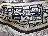 Sacred Chilkat Robe Returning Home